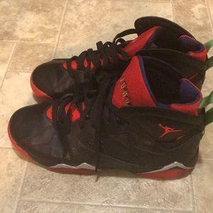 Retro 7 Jordan's